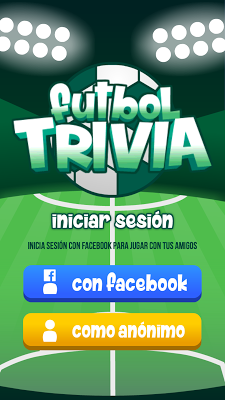 Futbol Trivia - screenshot