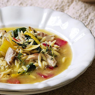 Orzo Pasta With Chicken Broth Recipes.
