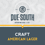 Due South Craft American Lager