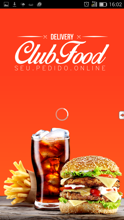 ClubFood- screenshot