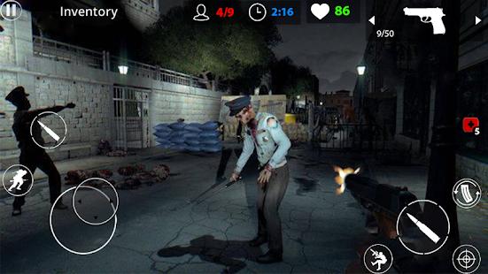 Zombie War Survival Offline Zombie Shooting Games 0 0 3