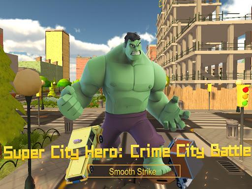 Super City Herouff1aCrime City Battle 11 screenshots 9