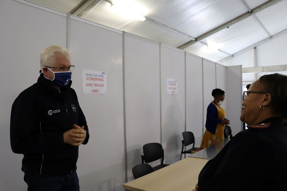 Concerns about Western Cape's move to lockdown level 3 flood social media: 'That province isn't ready' - HeraldLIVE