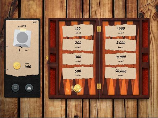 Backgammon GG - Online Board Game android2mod screenshots 9