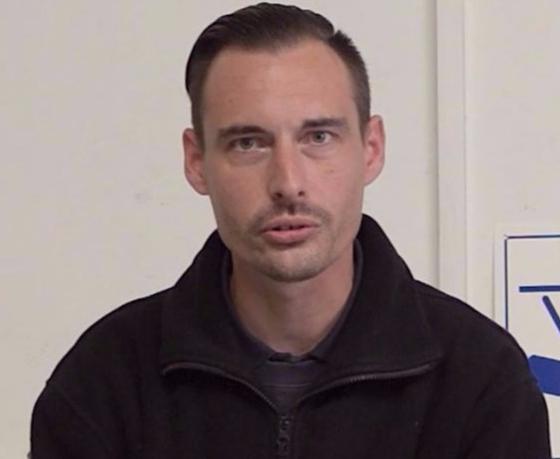 François-Xavier CHAUVET, Technicien de maintenance