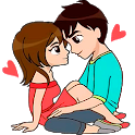 Love Story Stickers for WhatsApp - WAStickerApps icon