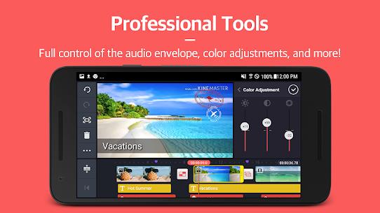 KineMaster – Pro Video Editor Mod + Apk (All Features Unlocked) 4