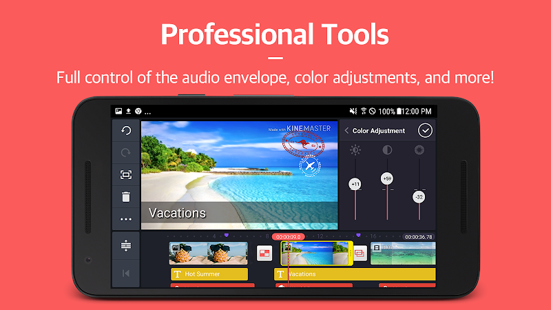 KineMaster – Pro Video Editor Screenshot 3