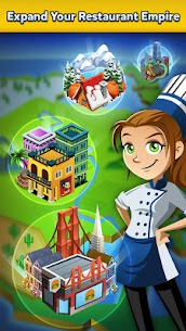 RESTAURANT DASH 2.4.7 MOD (Unlimited Coins) Apk 3