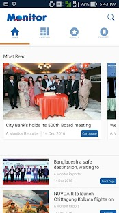 Bangladesh Monitor- screenshot thumbnail