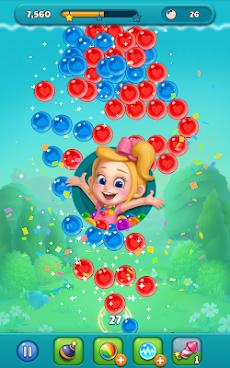 ハッピーバブル:シューティング & ポップのおすすめ画像4