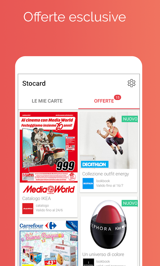 Stocard - Carte Fedeltà- screenshot