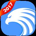 Eagle Browser - Music Downloader& Facebook Lite icon