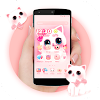 Baby Kitty Air Launcher Theme