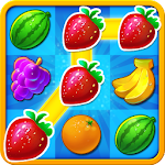 Fruit Sugar Splash Icon