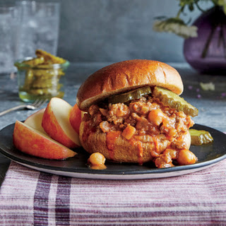 Lighter Sloppy Joes
