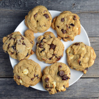Chewy Cranberry Chip Cookies