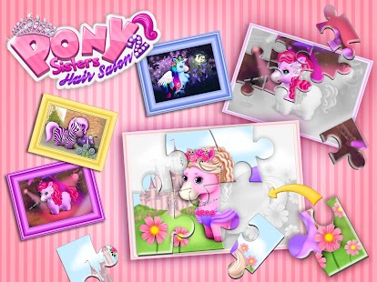 Pony Sisters Hair Salon 2- screenshot thumbnail