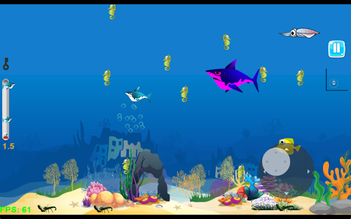 Shark Journey - Feed and Grow Fish Game filehippodl screenshot 8