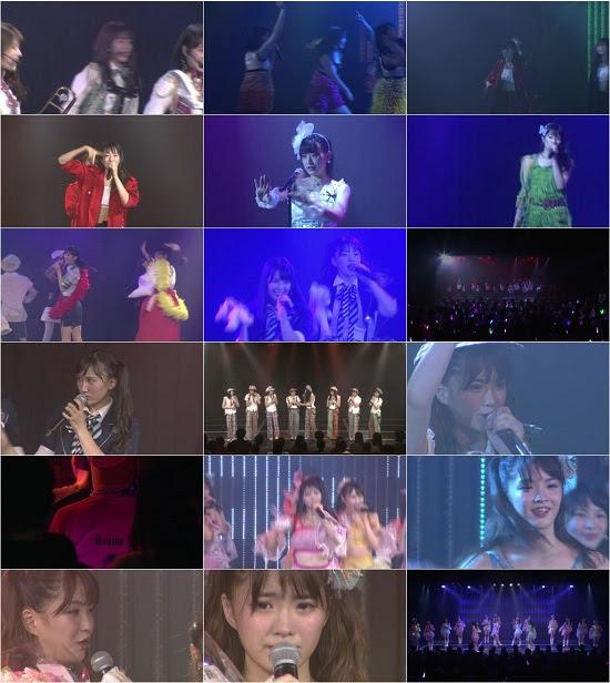 (LIVE)(720p) NMB48 チームM「アイドルの夜明け」公演 中野麗来 生誕祭 Live 720p 170824