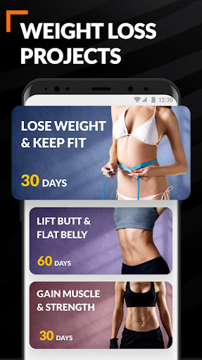 Workout for Women screenshot 3