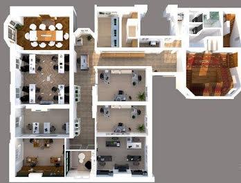 loft à Paris 17ème (75)