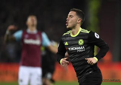 Chelsea et un excellent Hazard remportent le derby face à West Ham