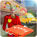 Summer Vacations Fun: Pizza Delivery Boy icon
