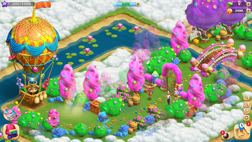 Funky Bay - Farm & Adventure game 38.6.652 screenshots 22