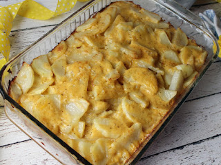 Sassy & Savory Augratin Potatoes Recipe