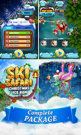 Ski Safari - Christmas Ice Run Game Apk Download Free for PC, smart TV