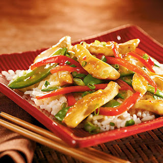 """Chinese Take-Out"" Lemon Chicken."