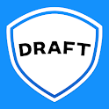DRAFT: Daily & Season-Long Fantasy Football icon