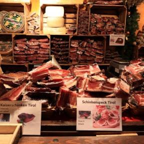 ドイツワインの町リューデスハイムで開催される国際色豊かなクリスマスマーケットを楽しもう!
