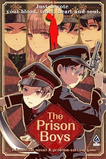 The Prison Boys [ Mystery novel and Escape Game ] Screenshot