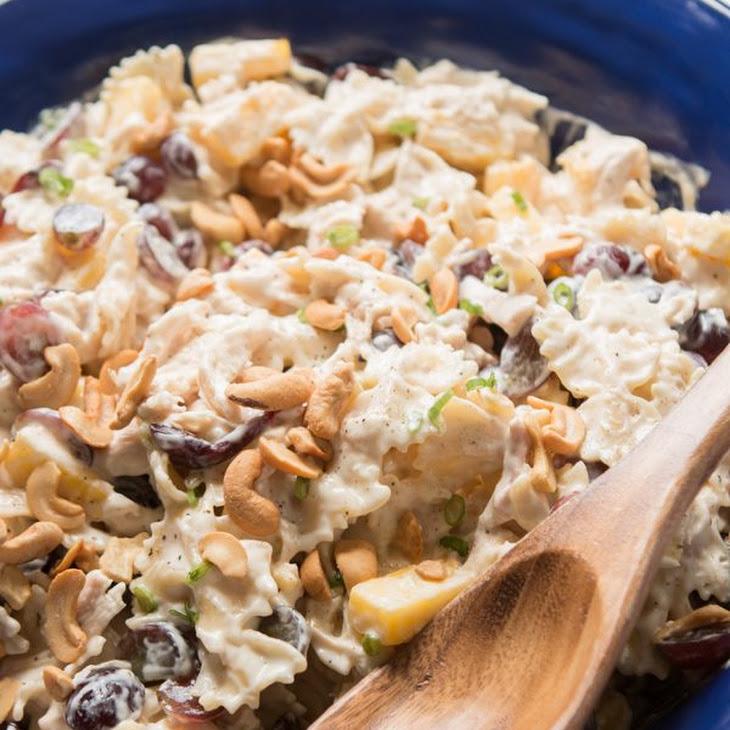 Bowtie Chicken Pasta Salad