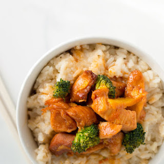 Crock Pot Orange Chicken Recipe