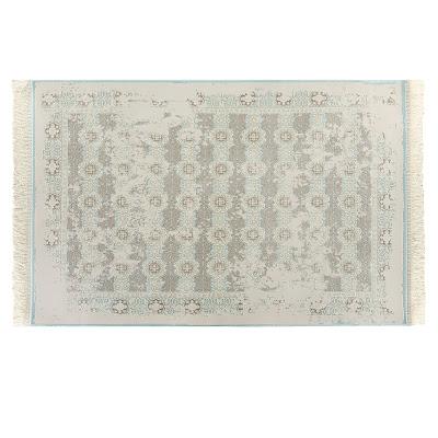 Ковёр 1.00х1.50 исфахан 1803 блю Ковровые галереи