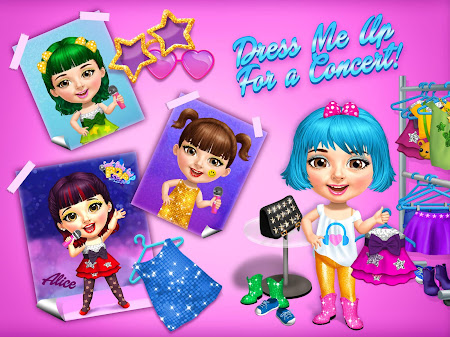 Sweet Baby Girl Pop Stars 1.0.61 screenshot 634872