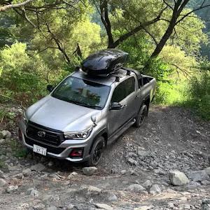 ハイラックス 4WD ピックアップのカスタム事例画像 ダイテルさんの2020年08月25日19:29の投稿