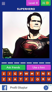 Download Guess The Superhero For PC Windows and Mac apk screenshot 2