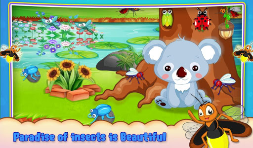 Insects Kingdom For Toddlers v1.0.0