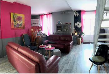 maison à Coudrecieux (72)