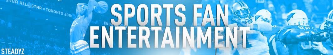 Sports Fan Entertainment Banner