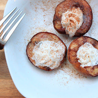 Honey-Roasted Peaches