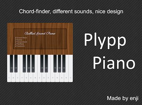 Plypp Piano