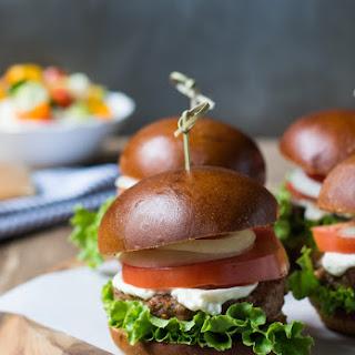 Dijon Mustard Chicken Burger Recipes