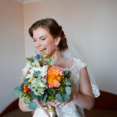 Wedding photographer Anastasiya Belyakova (Malenkaya). Photo of 22.09.2015