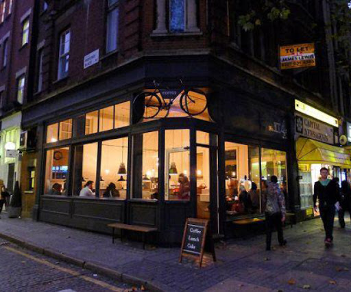 Restaurants and Cafes in Fitzrovia