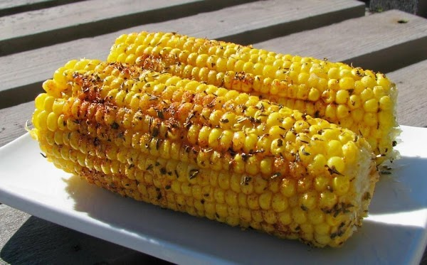 Cajun-grilled Corn On The Cob Recipe